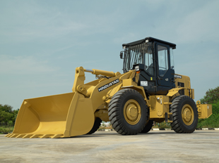 483 small wheel loader