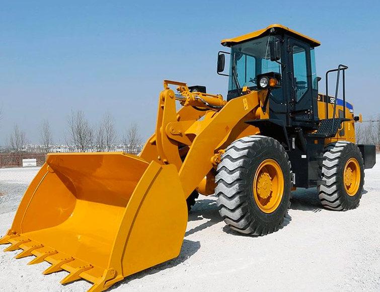 Sem 656D wheel loader