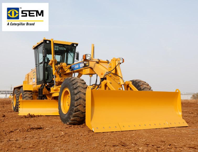 SEM 919 Motor Grader